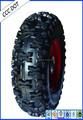 E- certificado 9inch-20 pulgadas atv tubless neumático/de la rueda