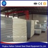Enclosing wall aluminum sandwich panel /polyurethane sandwich panel