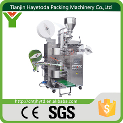 Inner (with line and tag) and Outer Tea Bag Packing Machine