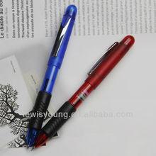 Ball pen and pencil 2 in 1 advertising ballpoint pen