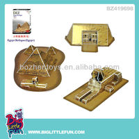 Egyptian pyramids world architecture 3d puzzle