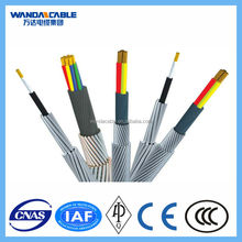 Oil field and mining Logging types 1.5mm mining cable