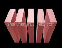 china supplier the shunan Nice Pink eps wall panel /Extruded polystyrene insulation board(XPS)