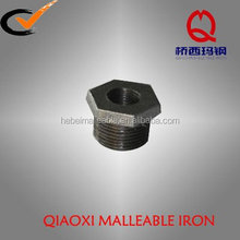 hot dipped galvanized malleable iron conduit fitting bushing with good quality and low price