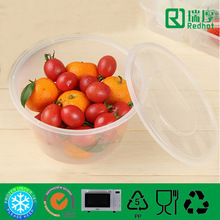 plastic Food container Disposable Bowl Can Be Taken Away-2014 hot sale