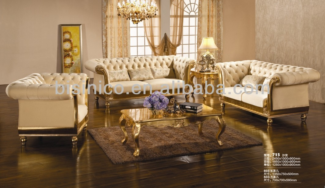 Style europ en de luxe moderne salon de nouveaux meubles for Salon de luxe moderne