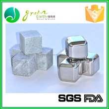 Eco-friendly Latest Product Stainless steel waterproof led ice cube lighting