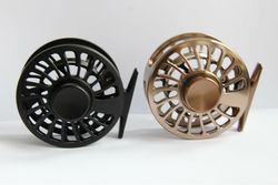 2014 New innovative spool cut cnc fly reel/large arbor