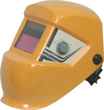 Safety Helmets used by welding staff