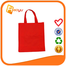 Goods from China nonwoven shopping bag as birthday gift