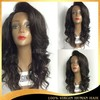 2015 New Arrival Fashion Wig Cambodian Hair Full Lace Wig Bleached Knots