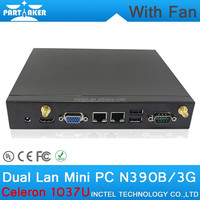 16G RAM 512G SSD Voyo Mini PC Partaker N390B with Mini PC Dual Nic support HDD Bluetooth Desktop Mini PC CPU
