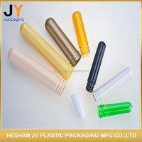 OEM welcome lotion bottle preform pet bottle preform custom colorful plastic bottle pet preform