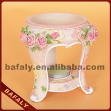 beautiful home decoration of stading resin desk decor statue mold, beautiful home decoration items