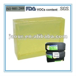 hot melt glue for tyre label industry