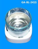 Wholesale plastic blender parts: 241 plastic blender jar/small grinder cup/dry mill jar