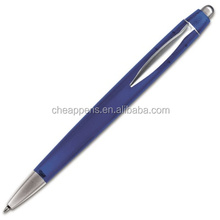 office & school supplies promotional click plastic ballpoint pen with logo printing