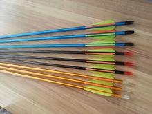 archery set,Aluminium arrow for archery bow,hunting arrow