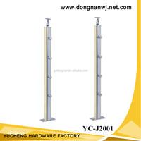 Stainless Steel Handrail Balustrade/staircase Railing(YC-J2001)