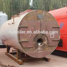 Fabricación de china industrial quemador de control de mechero de gas para la caldera