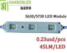3PCS 5630 /5730 led injection module high power 5730 led module