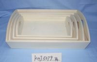 wooden tray set,wooden serving tray.wood food tray