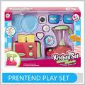 material plástico interessante miúdos mini cozinha brinquedo para se divertir