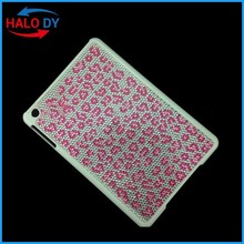 2015 tablet case cover with bling crystal diamond, elegant designs and customized designs avaiable