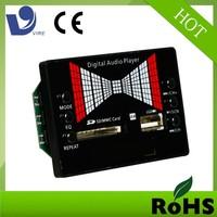 fm radio voice recorder pcba mini clip mp3 player