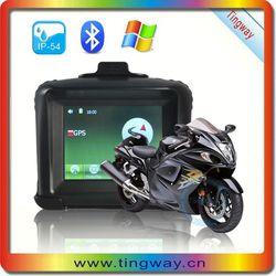 High sensitivity 3.5 inch Handsfree wholesale china motorcycle,Bike GPS navigation