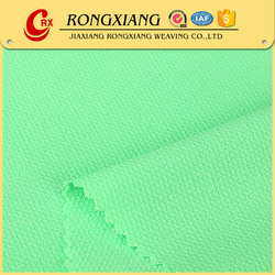 Fabric textile supplier High quality Casual Polyester dobby fabric for shirt