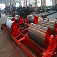 Biggest factory Coal mine conveyor pulley with CE,ISO certificate near Beijing