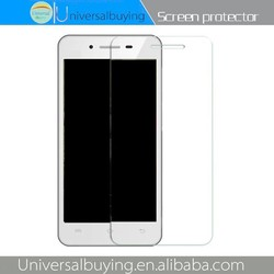 Universalbuying tempered glass screen protector for Vivo Y23 with high definition scratchproof water-oil proof anti explosion