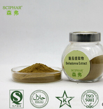 High Quality Atropa Belladonna Extract