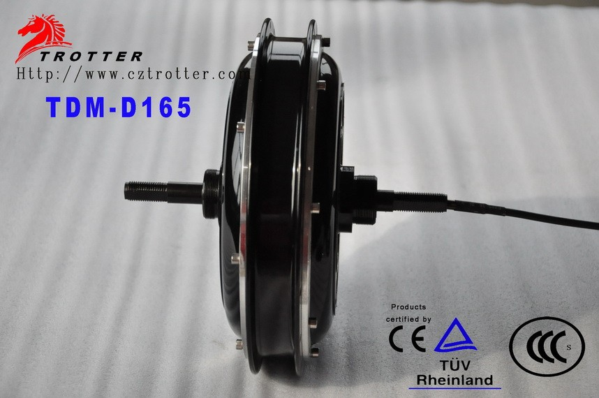 Electric bike brushless hub motor 1000 w 48v for sale for Electric motor manufacturers in china