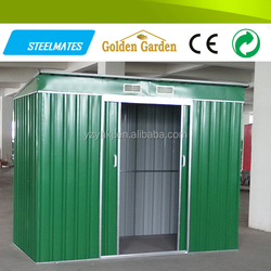 top sale easy assembly outdoor garden house price