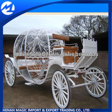 2013 hot selling wedding carriage / pumpkin carriage / cinderella carriages