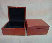 Exquisite customized wooden box