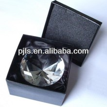 crystal diamond with gift box, crystal promotional gifts for Fair & Show
