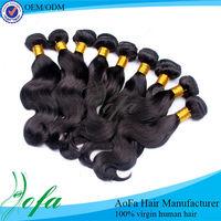 2013 most popular Guangzhou yongye brazilian hair weave wholesale