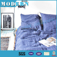 dye linen fabric for brand name bed sheets