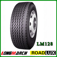 longmarch radial truck tire 385 65 22.5 quality tire