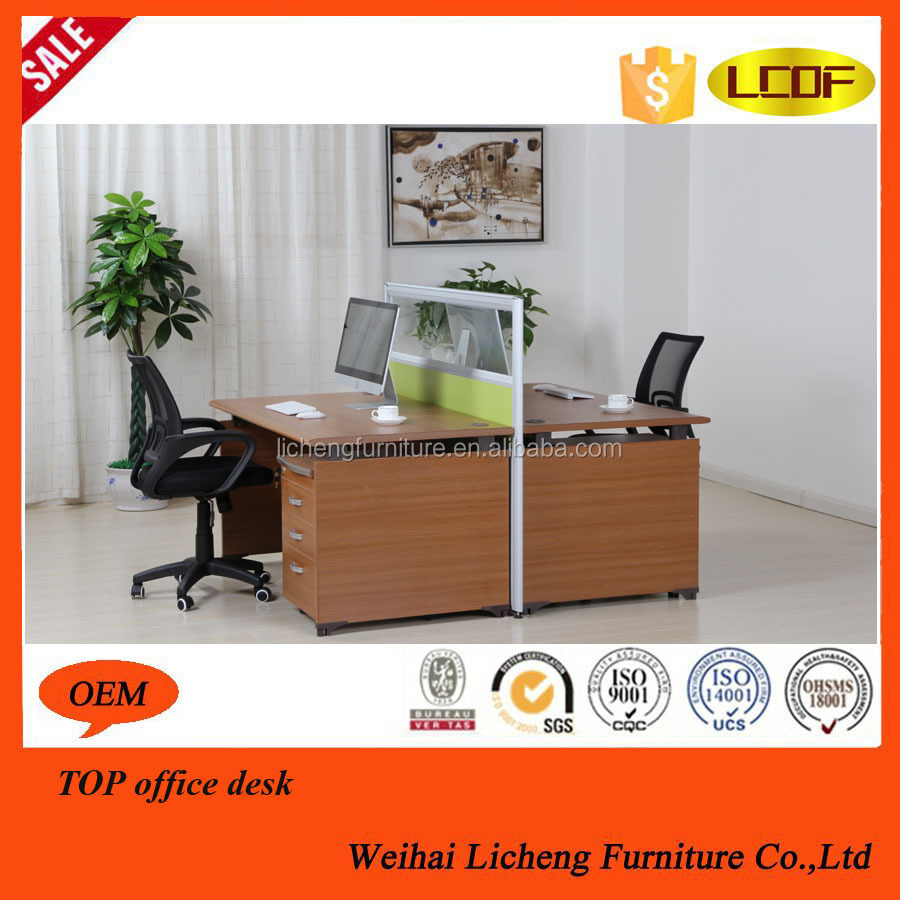 Cheap low price hot sale three drawer fireproof board home office furniture study writing desk Home furniture online low price