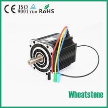 low voltage high effiency 10kw bldc motor