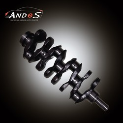 Custom Forged Cast Crankshaft for Toyota Land Cruiser Crankshaft 13401-31010