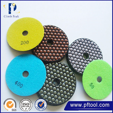 Wholesale low price high quality diamond pad polishing for granite