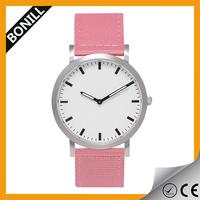customized logo high quality stainless steel japan movement interchangeable starps men quartz wirst watch