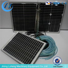 High quality full stainless steel deep well 12v Dc Solar Water Pump