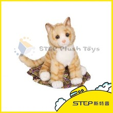SGS tested Hot Sale Plush Animal Toy Cat