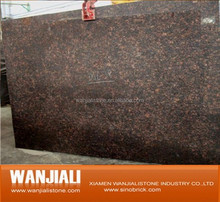 Tan Brown Granite Stone In Polished& Flamed& Brushed